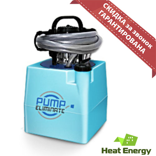 Циркуляционный насос для промывки теплообменников Pump Eliminate 230 v4v Самара Паяный теплообменник Alfa Laval CB60-20L Махачкала