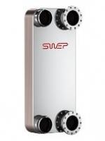 Паяный пластинчатый теплообменник SWEP AB427 Тамбов Пластинчатый теплообменник Sondex S20A Саранск